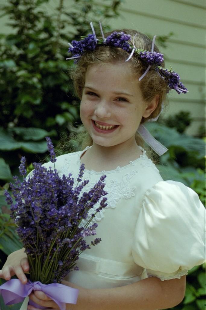 For Weddings - sunshine lavender farm